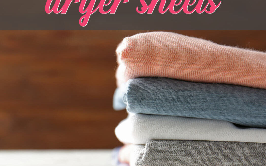 Over 40 Other Uses For Dryer Sheets That You Need To Know