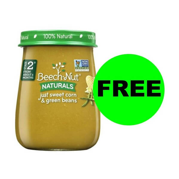 Publix Deal: Print Now For FREE Beech Nut Baby Food! (Ends 12/31)