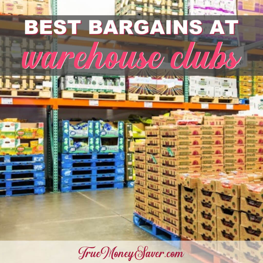 10 Of The Best Bargains You Need To Buy At Warehouse Clubs