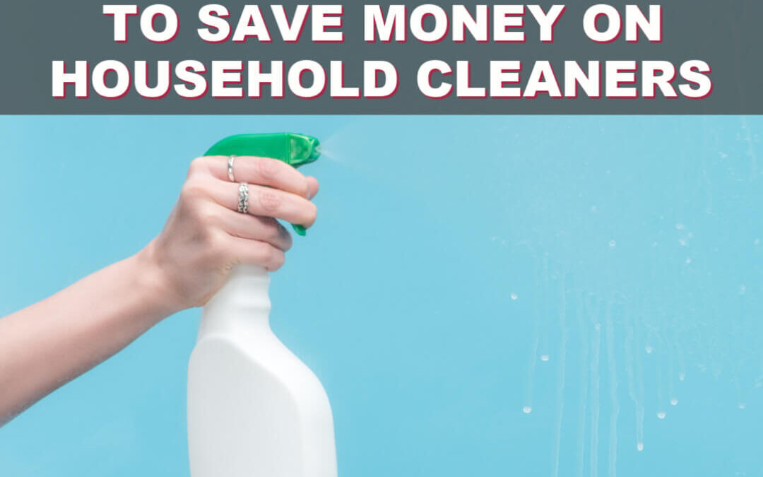 Secret Common Ingredients That Will Save You Money On Your Household Cleaners