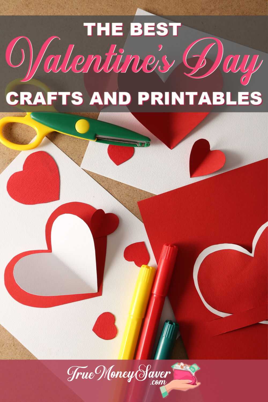 Valentine's Day crafts
