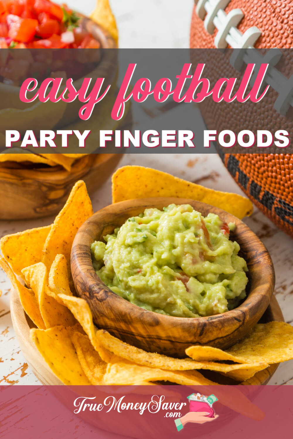 Easy Football Finger Foods You\'ll Want To Make This Year