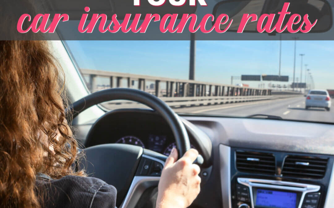 How To Reduce Your Car Insurance Rates