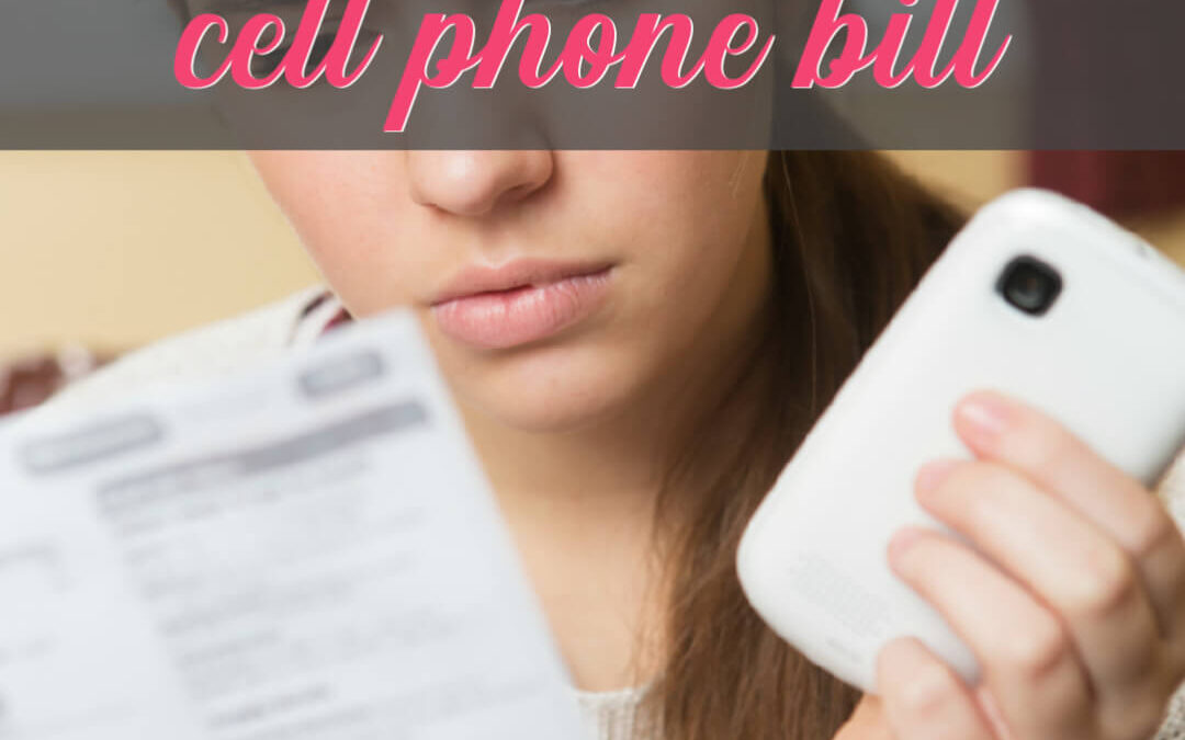 How To Trim Your Cell Phone Bill For Better Savings