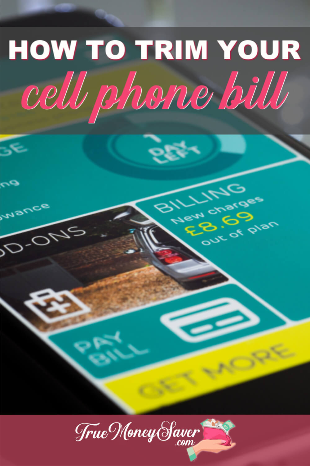 trim your cell phone bill