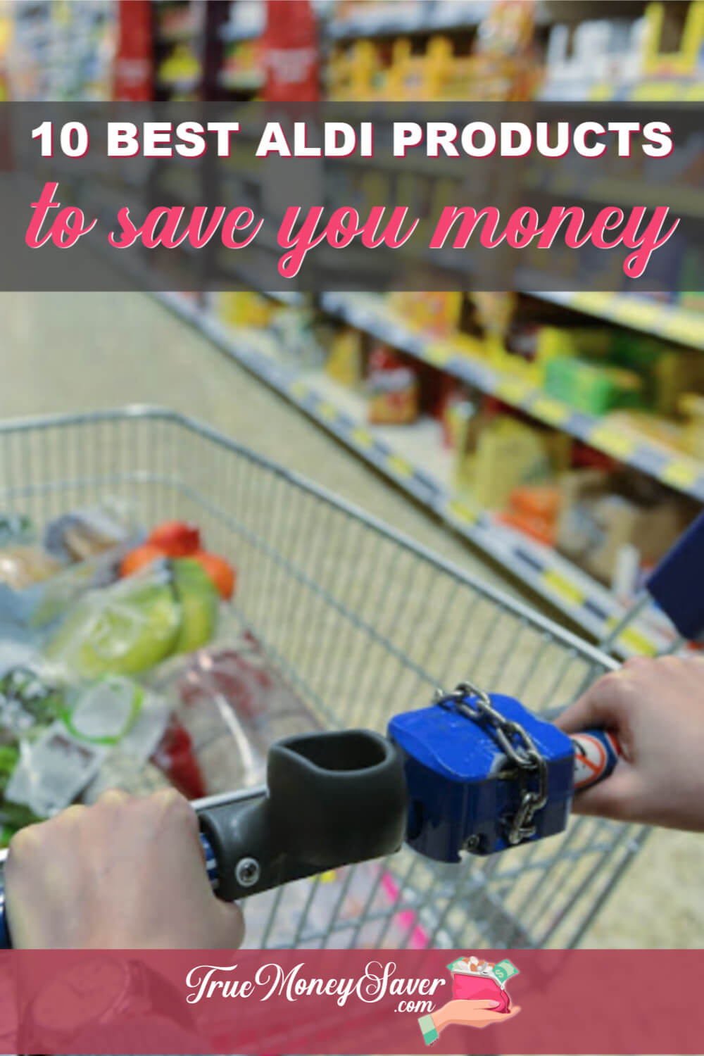 Check out these 10 Aldi that will save you big this year! These Aldi products are always on my \