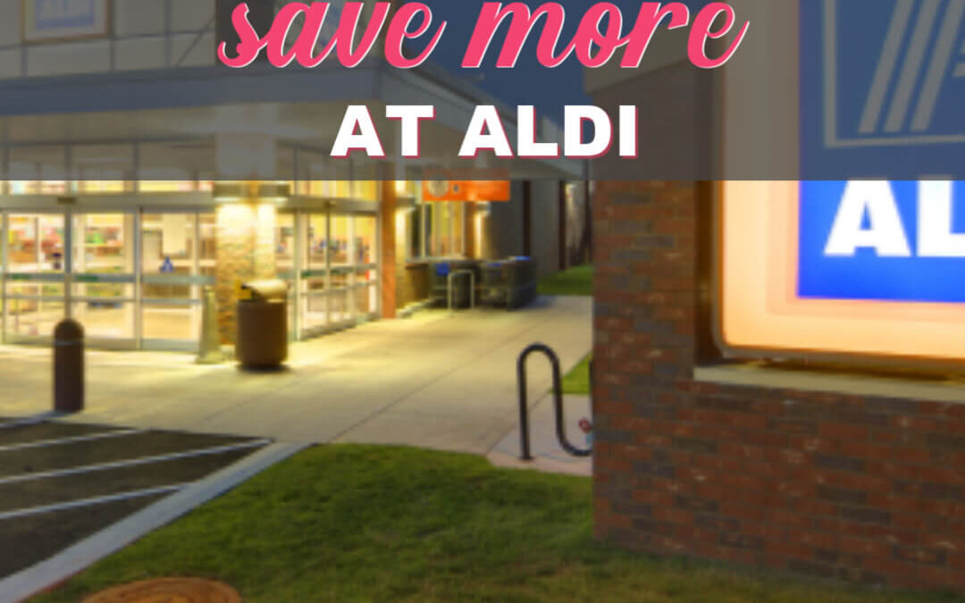 10 Secret Ways To Save More Money At Aldi