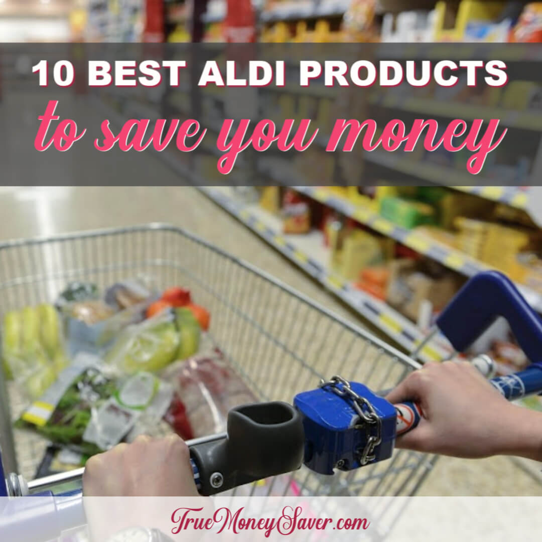 The Best Aldi Products To Save You The Most Money