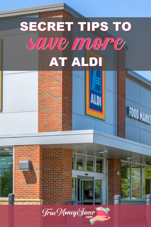 10 Secret Ways To Save More Money At Aldi