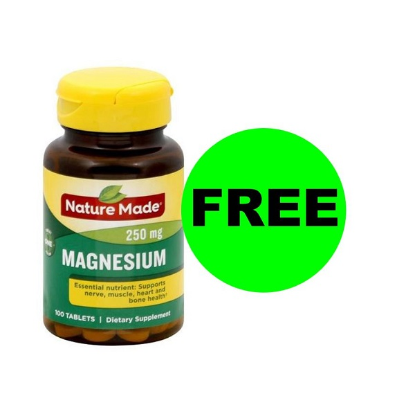 Sneak Peek Publix Deal: FREE Nature Made Vitamin! (2/22-3/1)
