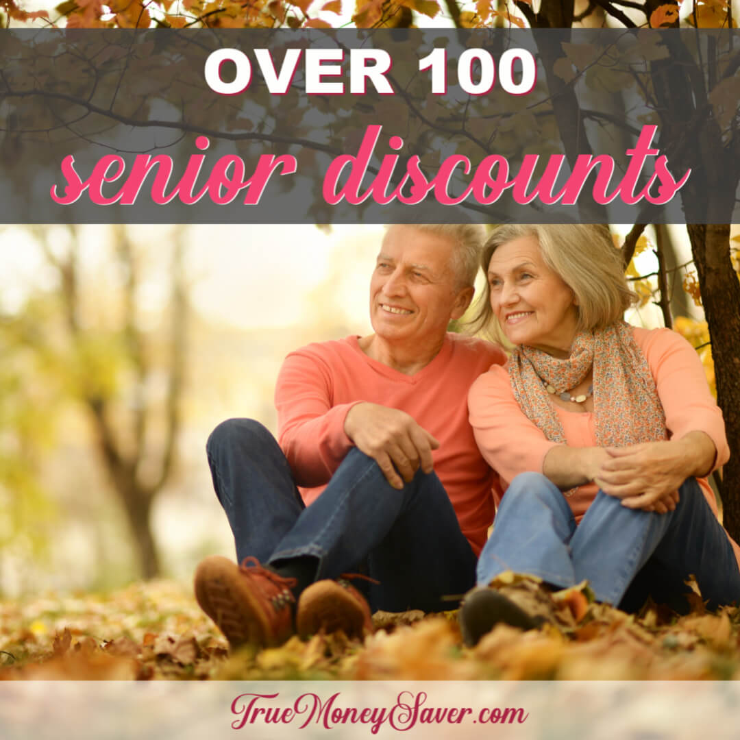 More Than 100 Senior Discounts You'll Absolutely Love This Year
