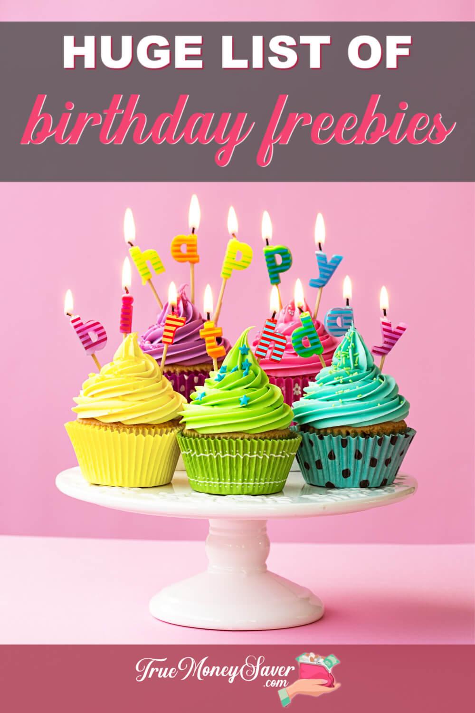 birthday restaurant freebies