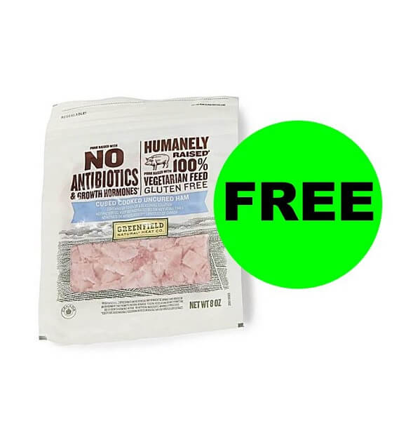 "Publix Deal: ""Clip"" For FREE Greenfield Cubed Ham! (Ends 3/10 Or 3/11)"