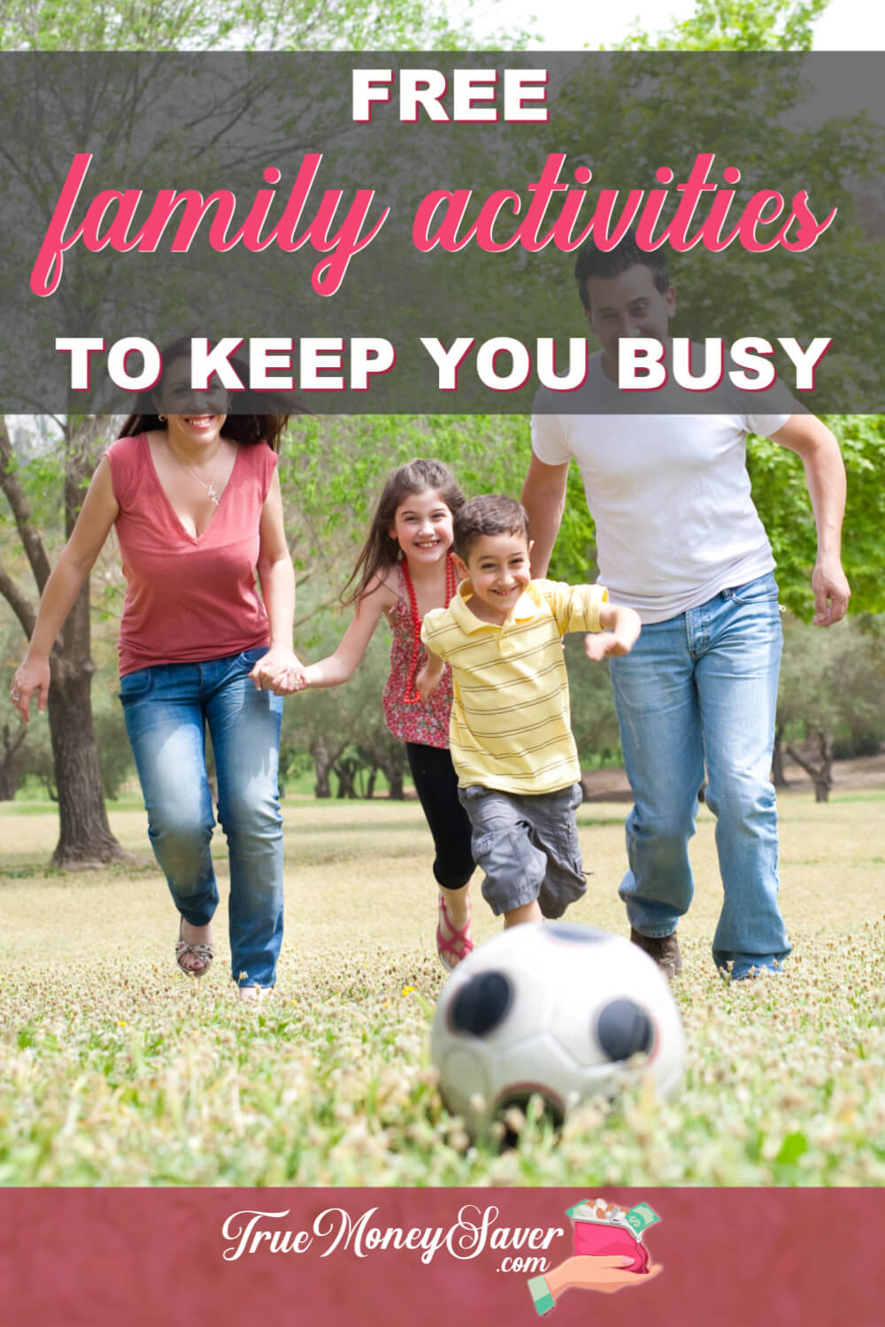 Looking for some free family activities? I\'ve got the best things to do for free family activities plus quality family time ideas. Start with these FREE fun family activities at home today! #truemoneysaver #familyfun #familyfunday #familyfuntime #familyfuntonight #familyfuntimes #familyfundays #familyfunfest #familyfunrun #familyfuninthesun #familyfunweekend #familyfungames #familyfunideas