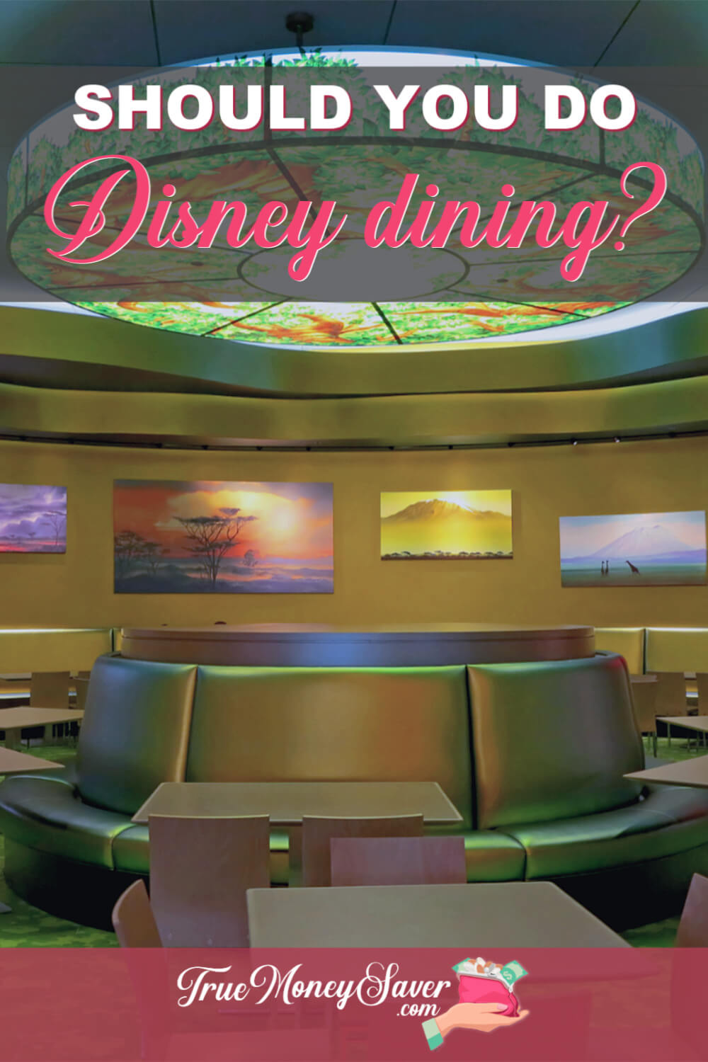 Is Disney World Dining The Best Option For Your Family?