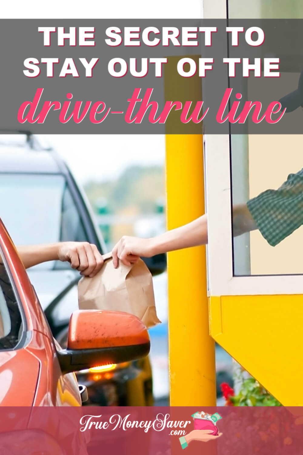 The Secret To Eat At Home & Stay Out Of The Drive-Thru Line For Good
