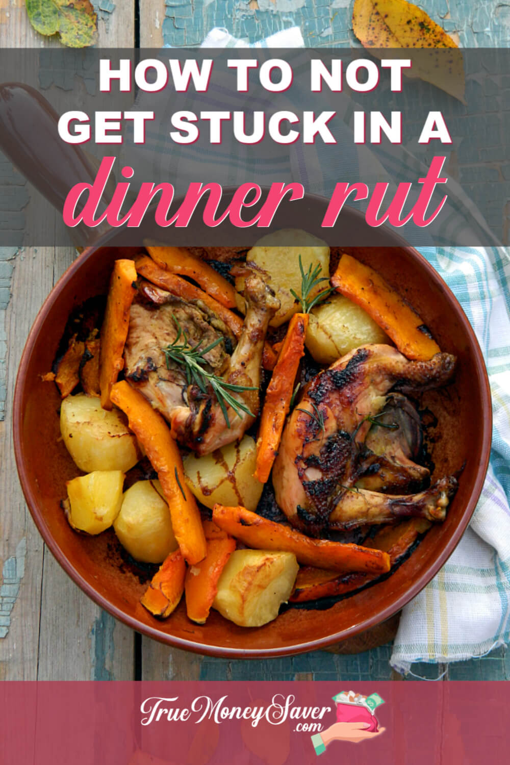 dinner rut recipes