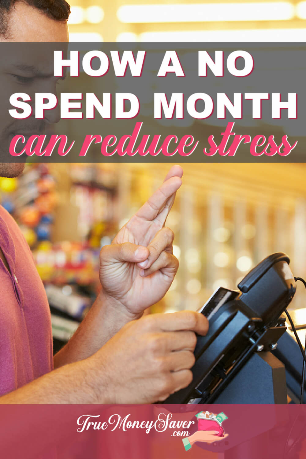 How No Spending Month Challenges Can Reduce Stress