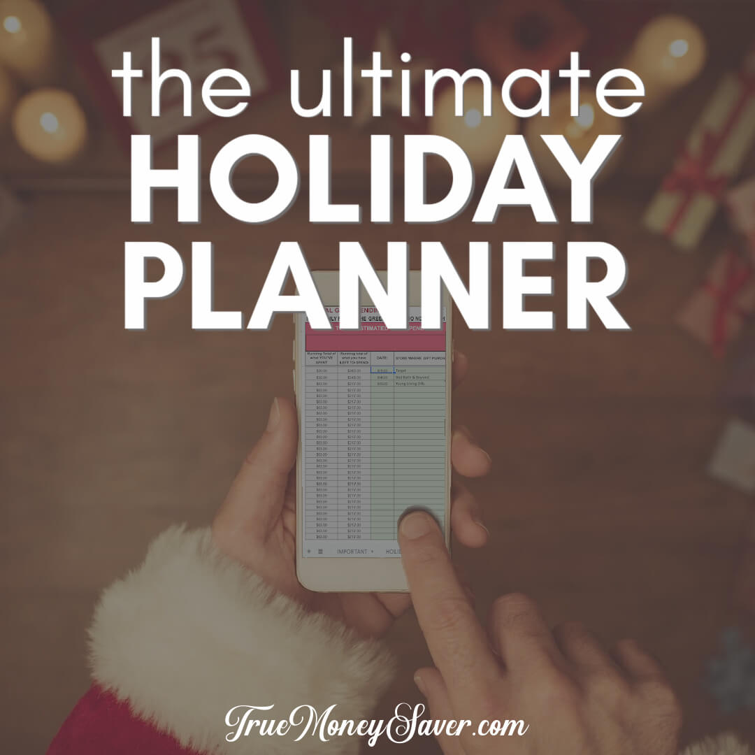 How To Get Ahead Of The Game With The Ultimate Holiday Planner