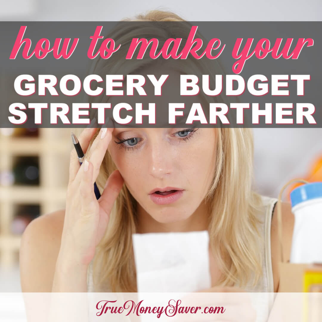 How To Make Your Spending Freeze Budget for Groceries Stretch